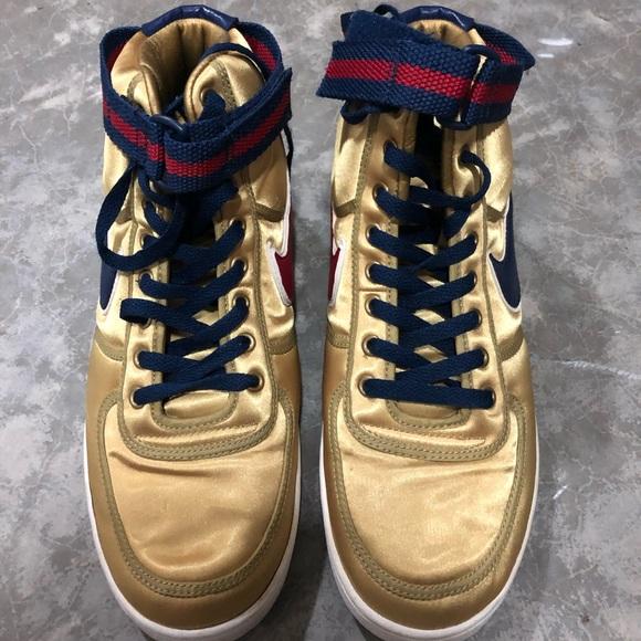 Nike Shoes   Nike Vandal Olympic Gold